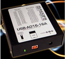 USB Analog Output Modules offer diverse multifunctionality.