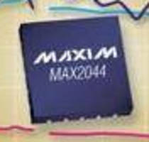 Up-/Down-Converting SiGe Mixer covers LTE/WiMAX/MMDS applications.