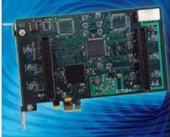 PCIe Digital I/O Cards offer change of state detection.