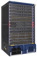 Modular Chassis Switch extends secure network fabric.