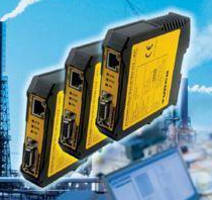 Ethernet PROFIBUS® Device Coupler helps monitor networks.