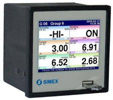 Multi-Channel Controller takes simultaneous measurements.