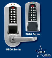 Access Control System meets FIPS 201 requirements.