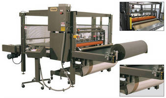 Laminating Systems are optimized for safety, performance.
