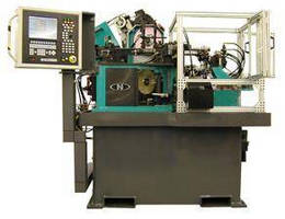 Drill Grinding Machine handles point and split point jobs.