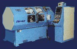 Grinding Wheel Profiling Center offers automatic operation.