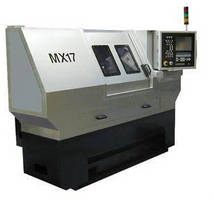 Normac's MX17 Seven Axis CNC Universal Tap Thread Grinding Machine