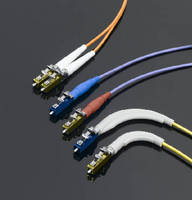 Metallic Fiber Optic Connectors withstand harsh environments.