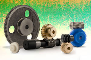 Worm Gears and Wheels target power transmissions.