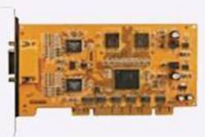 CIF Professional DVR Card Packed with Rich Features