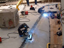 Shipyard Improves Welding Process wtih Automation
