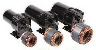 AC Electric Gearmotors offer 93 W single-phase power.