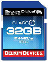 Class 10 Memory Cards perform high-speed image capture.