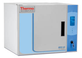 CO2 Incubator simplifies benchtop cell culturing.