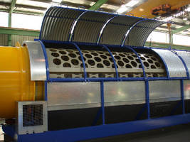 Trommel-Based System speeds sortation of recyclable material.