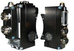 Tool Changer Modules communicate via Ethernet.