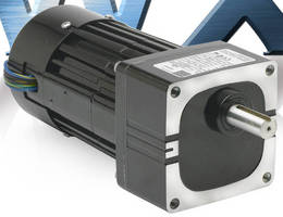 Gearmotors are built for extended life and performance.
