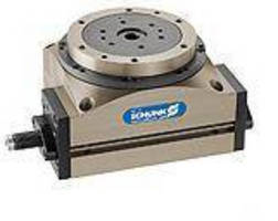 Ring Indexing Table features pneumatically driven design.