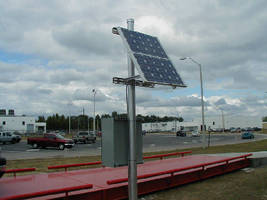 Solar Powered Scales - Weighing Devices Go Green