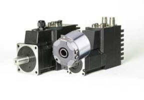 Integrated Servo Motors include absolute encoders.