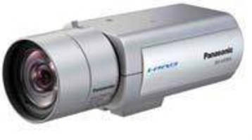 Megapixel Cameras support multiple video streams and PoE.