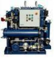 Oil Water Separator System suits small- to mid-size ships.