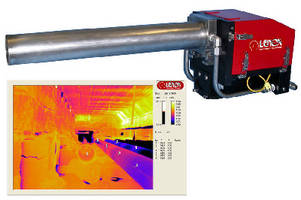 IR Thermal Imaging System operates in furnaces and boilers.