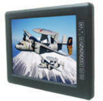 Ruggedized LCDs meet MIL-STD-810F standards.