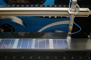 Stainless Steel Vacuum Belts for Solar Cell Production