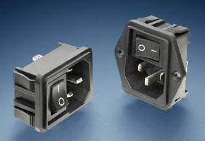 Power Entry Modules offer current capacity of 15 A.