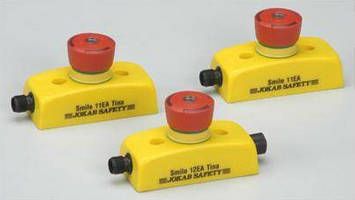Emergency Stop Pushbutton is designed for easy installation.