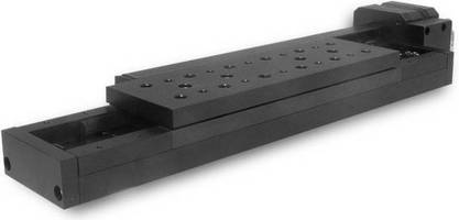 Linear Actuators have low-profile narrow positioning stages.