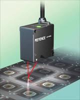 Laser Displacement Sensor provides 392 kHz sampling rate.