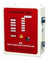 Multifunction Safety Controller monitors up to 6 zones.