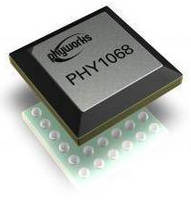 Active Equalizer and Retimer IC offers programmable pre