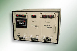 Gas Standards Generator affords flexible operation.