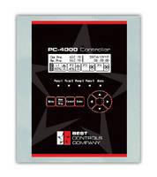 Pressure Controller provides 1-4 pump configuration.