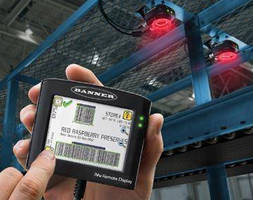 Image Sensors offer remote touch screen display.