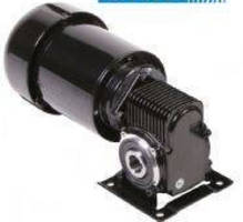 Right Angle Gearmotors offer 1/8 hp from 4 in. dia package.