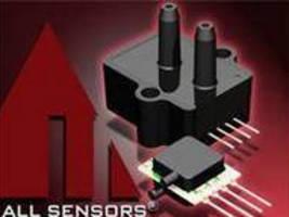 Pressure Sensors come in 1-30 in. H2O ranges.