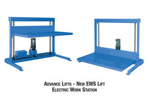 Electric Lift features quiet, energy efficient operation.