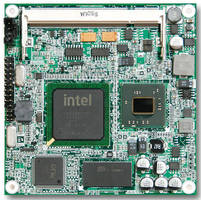 Type II COM Express Module leverages Atom CPUs, NAND Flash.