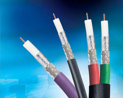 Belden Introduces One All-New and Two Enhanced Precision Video Coax Cables for SDI, HD-SDI, 1080P/50-60 and 3D-HD Applications