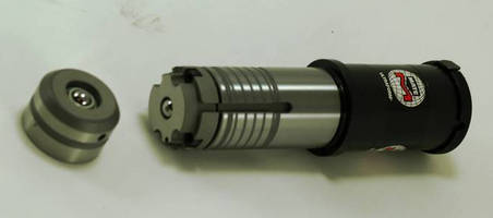 Deburring Tool is suited for use with thick turrets.