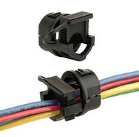 Ratcheting Strain Relief features removable design.