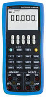 Loop Calibrator has rugged, handheld design.