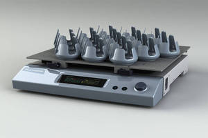 Laboratory Shakers offer high capacity and high speed.
