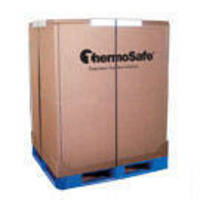 Insulated Pallet Shipper targets healthcare industry.