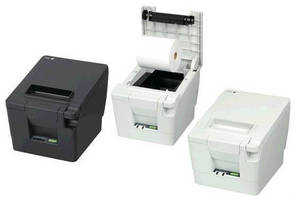 Thermal Receipt Printer suits high-volume POS applications.