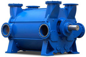 Vacuum Pumps/Compressors are built for reliable operation.